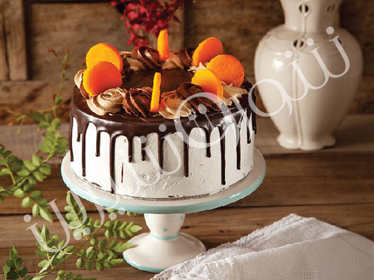 کیک اسپایسی موز و هویج