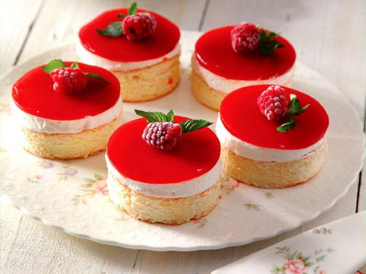 کیک تر  اسپانیایی