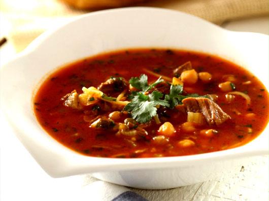 سوپ حریره