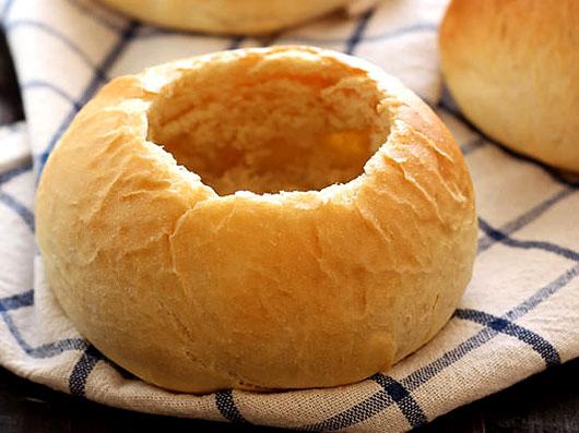 نان شوید(نان سوپ)