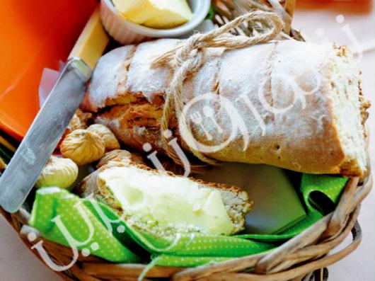 نان انجیر و عسل