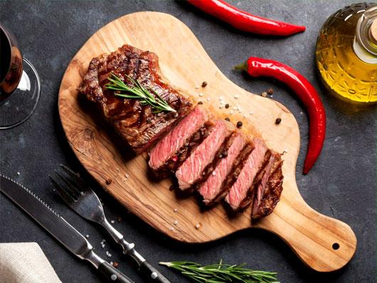 بهترین روش پخت گوشت