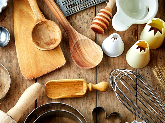 ابزار شیرینیپزی را بشناسید