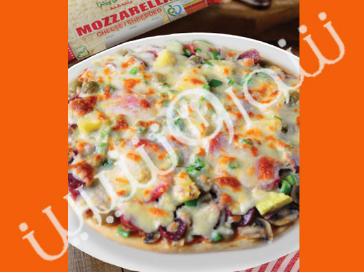 پيتزاي ايتاليائي