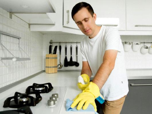 روشهای عالی برای تمیزکردن اجاقگاز و مایکروویو