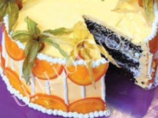 طرز تهیه کیک پرتقالی