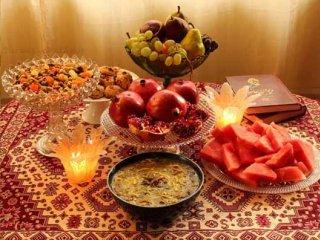 آئین برگزاری شب یلدا در کشورهای دیگر (1)