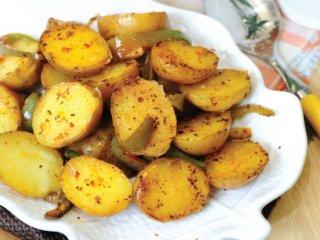 خوراك سیبزمینی به سبك اسپانیائی