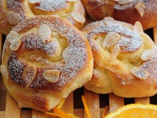 نان پرتقالی