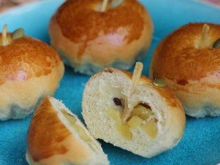 نان سیب