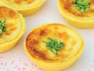 دسر پنیری با عسل و دارچین