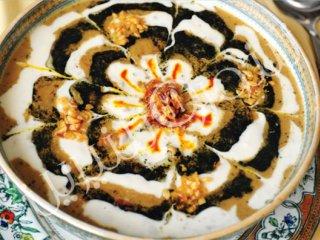 طرز تهیه آش بادمجان (ملایر)