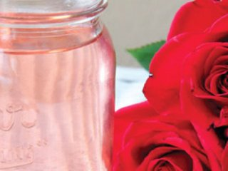 شربت گل سرخ