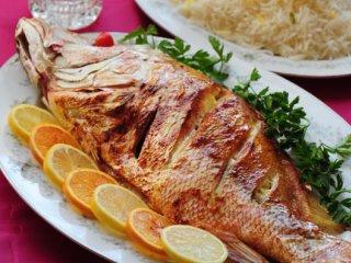 ماهی تندوری
