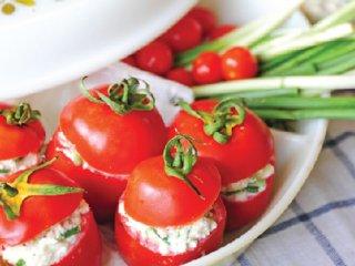 سالاد گوجه فرنگی