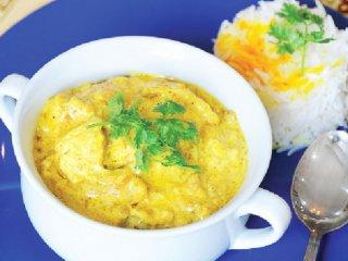 قورمه مرغ (غذای هندی) | طرز تهیه قورمه مرغ