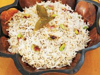 پلوی معطر (غذای هندی)