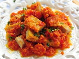 خوراك ماهی به سبك بنگال