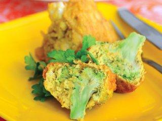 پاكورای سبزی (هندی)