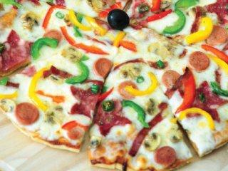 پیتزای مخلوط