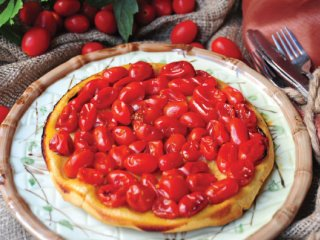 تارتاتین گوجهفرنگی