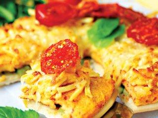 پیتزای عصرانه