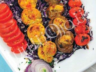 طرز تهیه كباب حلزونی گوشت و مرغ