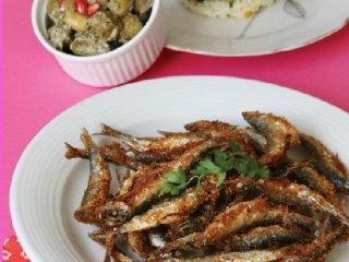 شنیسل ماهی كیلكا