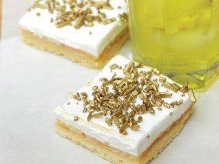 اسلایس لیمو و مرنگ