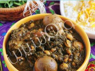قورمه سبزی | طرز تهیه خورش قورمه سبزی