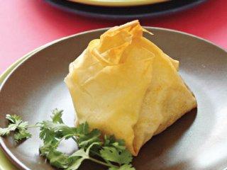 گوشت بره در خمیر فیلو