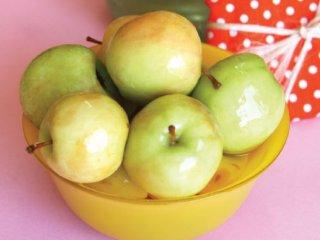 ترشی سیب | طرز تهیه ترشی سیب