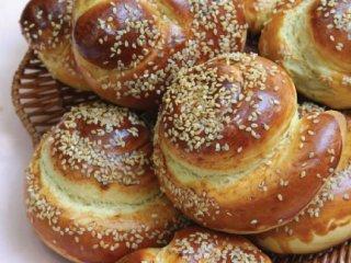نان روغنی زنجفیلی