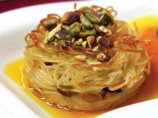 شیرینی اسپاگتی