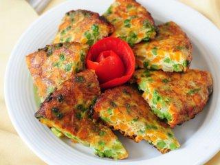 کوکوی نخود و هویج