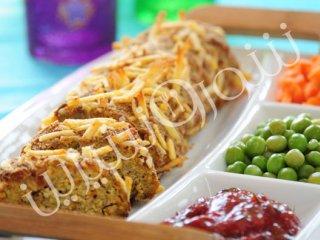 رولت مرغ و هویج