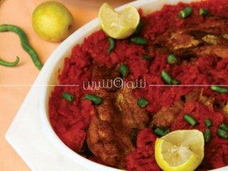 خوراك ماهی جنوبی | پخت خوراک ماهی