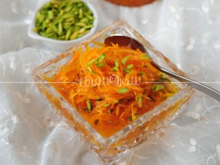 مربای هویج