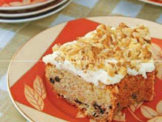 طرز تهیه کیک شكلاتی با موز