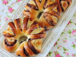 نان شكلاتی