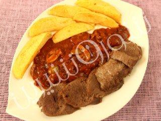 خوراك زبان مكزيكی