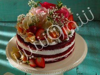 طرز تهیه کیک قرمز مخملی (Red Velvet)