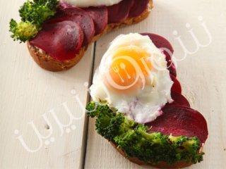 كلاپ ساندويچ تخممرغ تنگاب