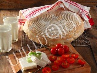 نان با خمیر ترش