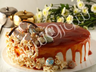 کیک ذرت | طرز تهیه کیک ذرت