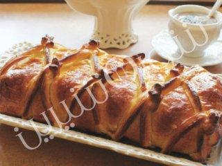 كیك دانماركی | طرز تهیه کیک دانمارکی