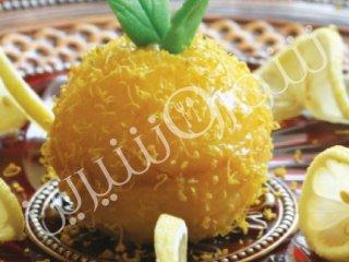 طرز تهیه کیک لیمو با سس | کیک لیمو