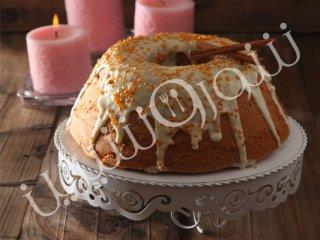 طرز تهیه کیک شیفون دارچینی