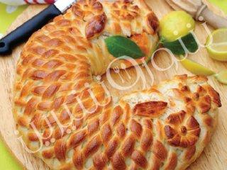 نان پای گوشت
