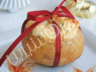 سيبزمينی سوئيسی | پیش غذا با سیب زمینی